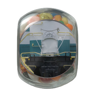 Phosphate Engine Jelly Belly Candy Jar