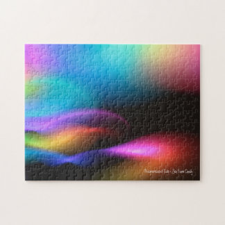Phosphorescent Tide Jigsaw Puzzle