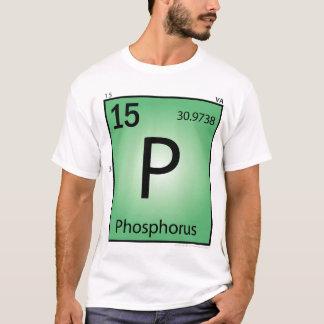 Phosphorous (P) Element T-Shirt - Front Only