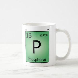 Phosphorus (P) Element Mug
