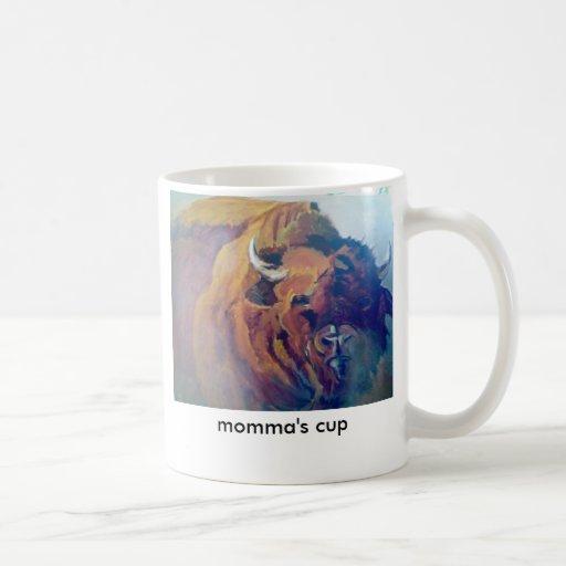 Photo 19, momma's cup classic white coffee mug