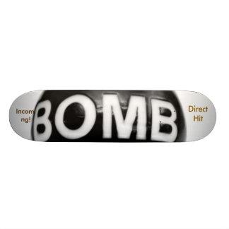 Photo 52, Direct Hit, Incoming! Skateboard