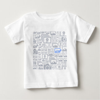 Photo a background baby T-Shirt