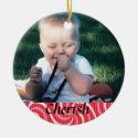 Photo Adoption Ornament