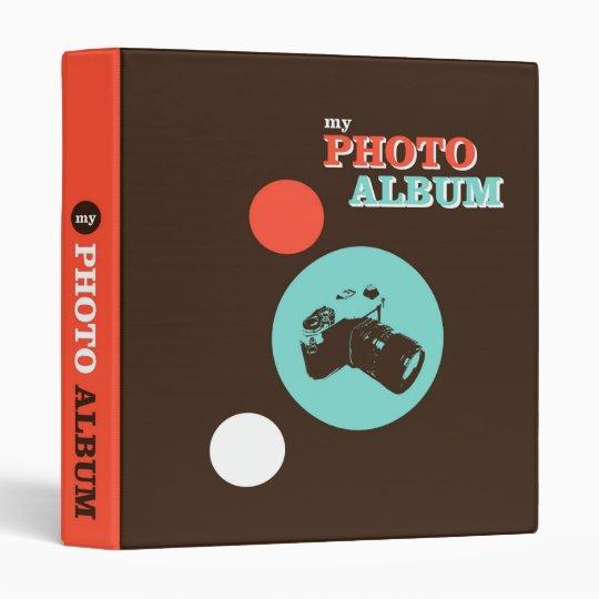 Photo Album Binder