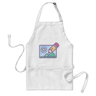 Photo and Video Adult Apron