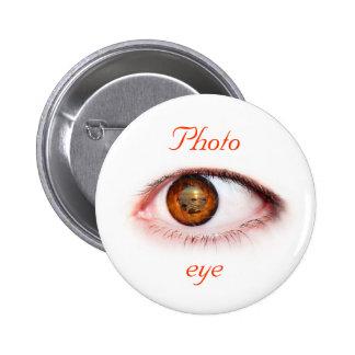 Photo aperture eye buttons