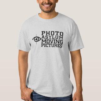 Photo Asylum Moving Pictures Tee Shirt