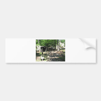 Photo at Robbers Cave Bumper Stickers