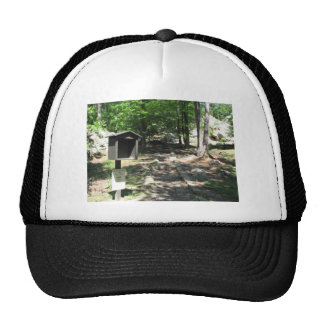 Photo at Robbers Cave Trucker Hat