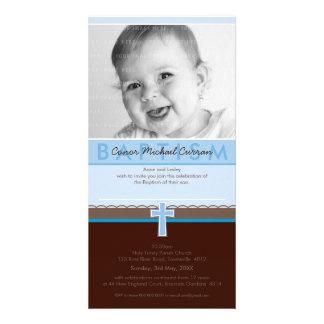 PHOTO BAPTISM INVITATIONS :: pure 5