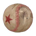 Photo Baseball Sepia Toning - Dirty Beige