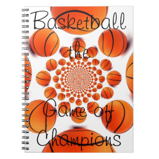 Photo Basketball Notebook