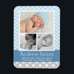 """Photo Birth Announcement 