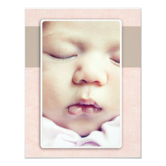 {photo} birth announcement