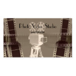 Photo Business Card Templates