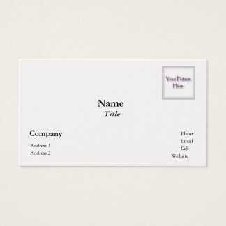 Photo Business Cards (Pearl Finish)