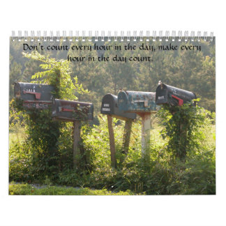 Photo Calendar With Quotes