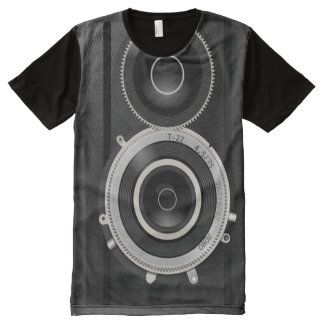 PHOTO CAMERA All-Over-Print T-Shirt