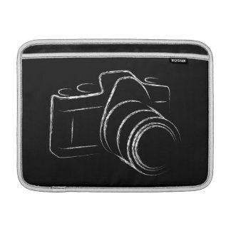 Photo Camera MacBook Sleeve