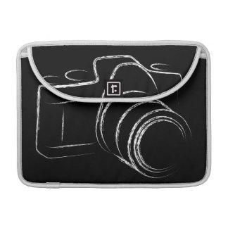 Photo Camera Sleeve For MacBook Pro