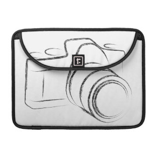 Photo Camera Sleeve For MacBooks