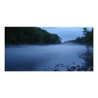 Photo Card - Chattahoochee River Mist