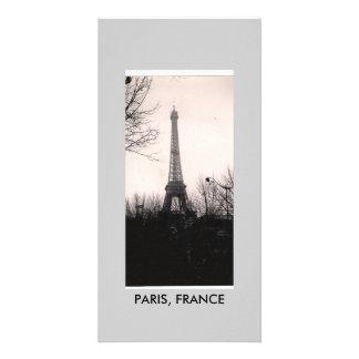 Photo Card/Eiffel Tower