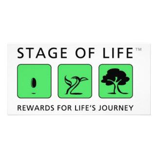 Photo Card - Logo