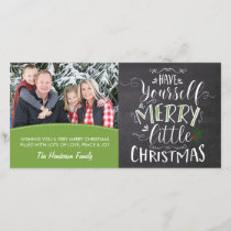 Photo Card - Merry Little Christmas