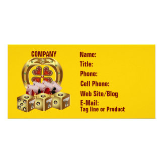 Photo Card Quick Business