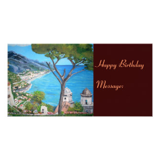 Photo Card - Ravello, italy