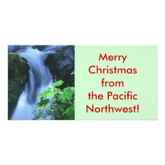Photo Card: Sol Duc Falls