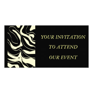 """Photo Card>""""Your Invitation to attend"""""""