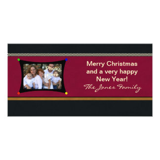 Photo Cards - Christmas Photo Pic Insert