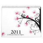 """Photo """"Celebration Patterns Edition"""" 2011 Calendar"""