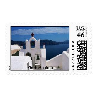 Photo: CHG Santorini: Colette CHG Stamp