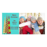 Photo Christmas Card Personalized Photo Card