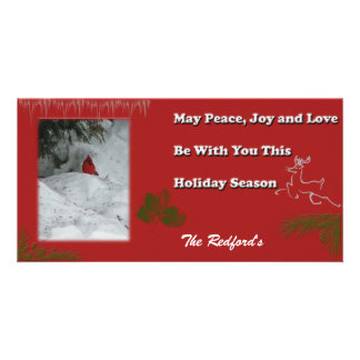 Photo Christmas Card Photo Greeting Card