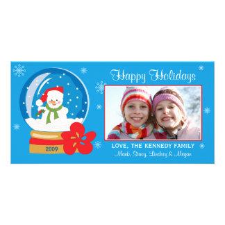 Photo Christmas Cards Photo Card Template