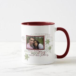 photo christmas mug