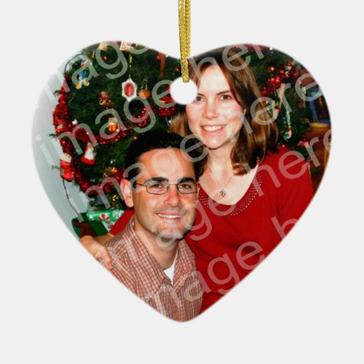 Photo Christmas Or Other Holiday Ornament