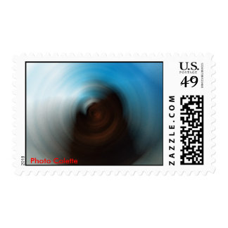 Photo Colette Postage Stamps