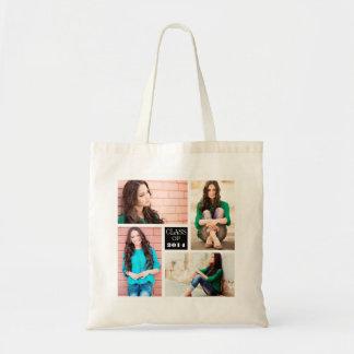 Photo Collage Graduate Canvas Bag