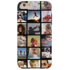 Photo Collage Iphone 6 Plus Case (case-mate) at Zazzle