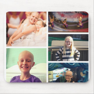 Photo Collage Mouse Pad