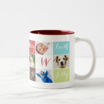 photo collage mugs
