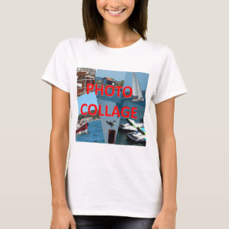 Photo collage T-Shirt