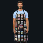 "Photo Collage Unique Personalized Apron<br><div class=""desc"">Photo Collage Unique Personalized apron from Ricaso - please be aware of the positioning of the top photos so you get the look you desire</div>"