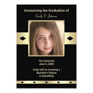 Photo College University Graduation Announcements Personalized Invitations